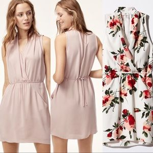 NEW wilfred sabine dress